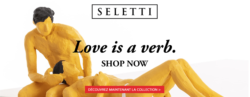Seletti Love is a Verb