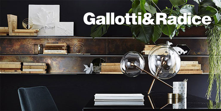 Gallotti&Radice su MyAreaDesign.it