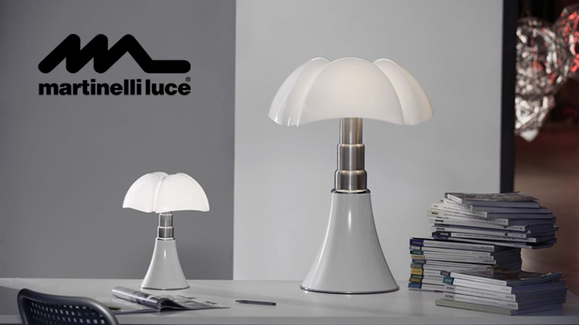 Martinelli Luce su MyAreaDesign.it