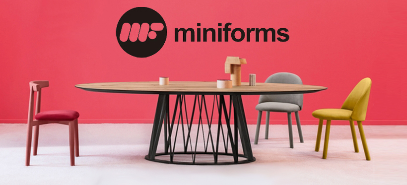 Miniforms su MyAreaDesign.it