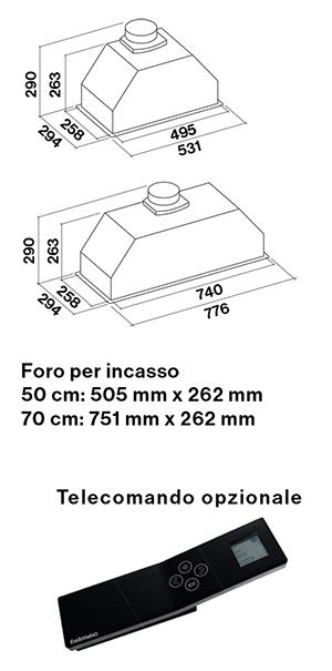 Falmec Gruppo Incasso NRS