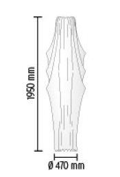 flos fontasma sizes