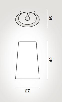 Foscarini Kite