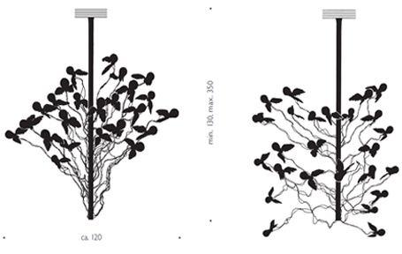 ingo maurer lampe suspension birds birds birds. Black Bedroom Furniture Sets. Home Design Ideas