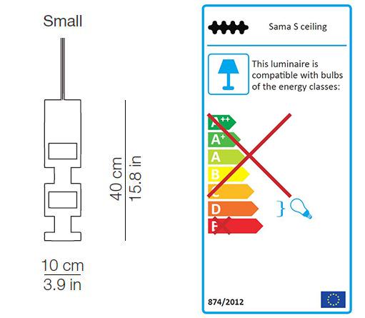 Kundalini Sama sizes