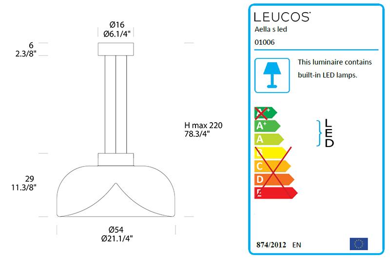 Leucos Aella S