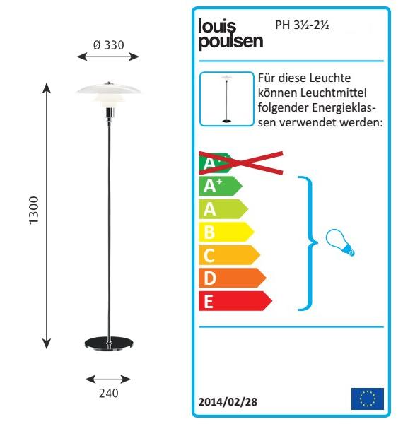 Louis Poulsen PH Floor