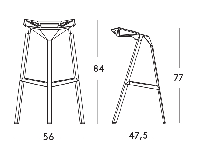Magis Stool_One sizes