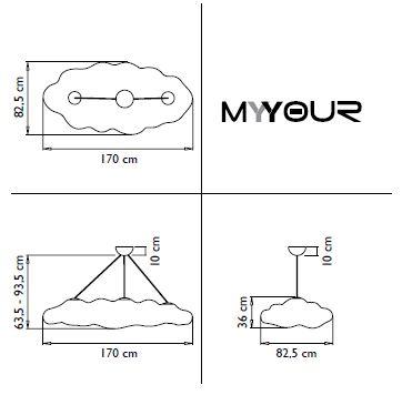 Nefos large Myyour
