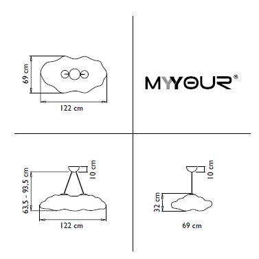 Nefos medium Myyour
