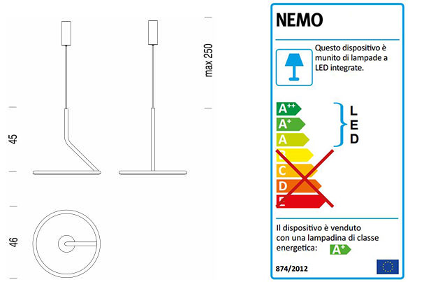 Nemo Lighting Giò