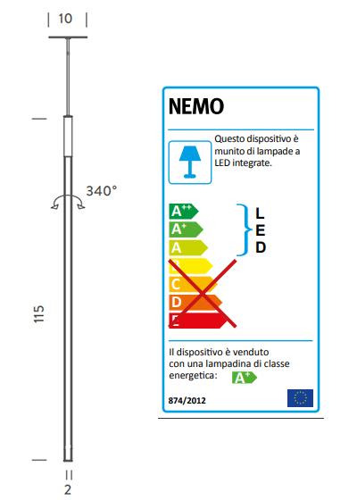 Nemo Linescapes Vertical