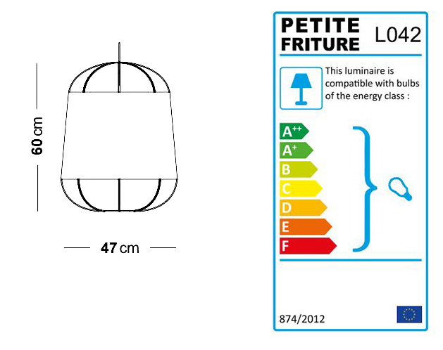 Petite Friture Lanterna