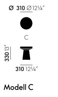 vitra cork sizes
