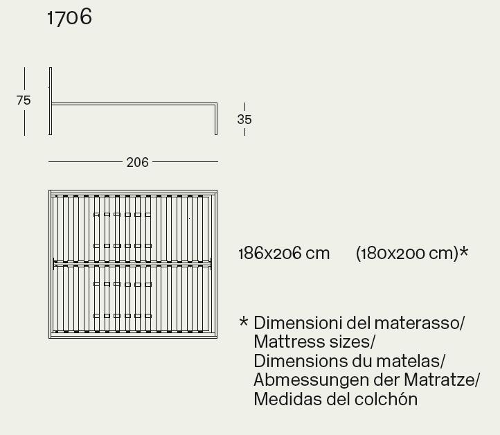 Zanotta Nyx 1706