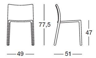 Magis Air-chair