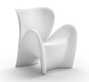 Myyour poltrona armchair lily polietilene goffrato ebay for Poltrona design ebay